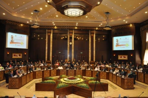 المؤتمر السابع والثلاثين للمنظمة العربية للمسؤولين عن القبول والتسجيل في الجامعات في الدول العربية