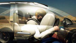 الوسادة الهوائية في السيارات