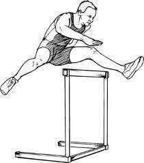 تطبيقات قوانين نيوتن في الحركات الرياضية