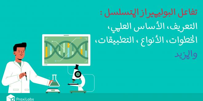 تفاعل البوليميراز المتسلسل:التعريف،الأساس العلمي،الأنواع،الخطوات،التطبيقات