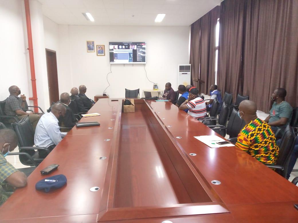 توقيع عقد شراكة بين براكسيلابس و اللجنة الوطنية للتعليم العالي (NCHE)لتحقيق رؤية مستقبلية متطورة للتعليم العالي في ليبيريا